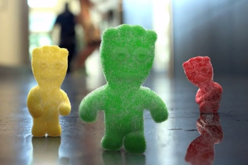 Sour Patch Kids Goes On The Attack In World Gone Sour Video