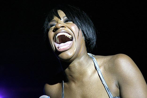 Fantasia barrino big mouth