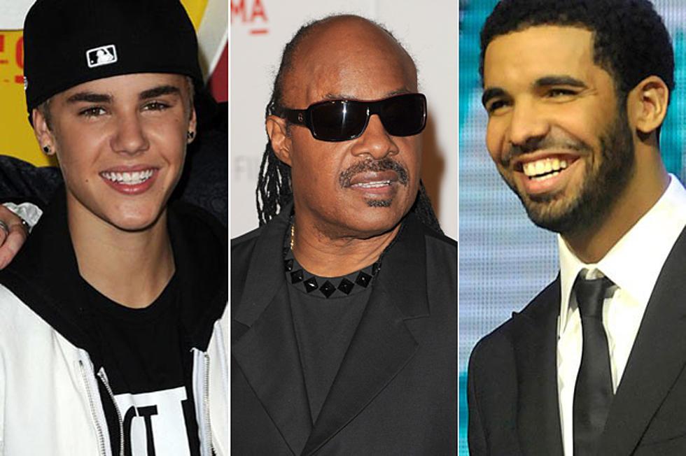 Watch Justin Bieber + Drake Duet With Stevie Wonder at \'House Full ...