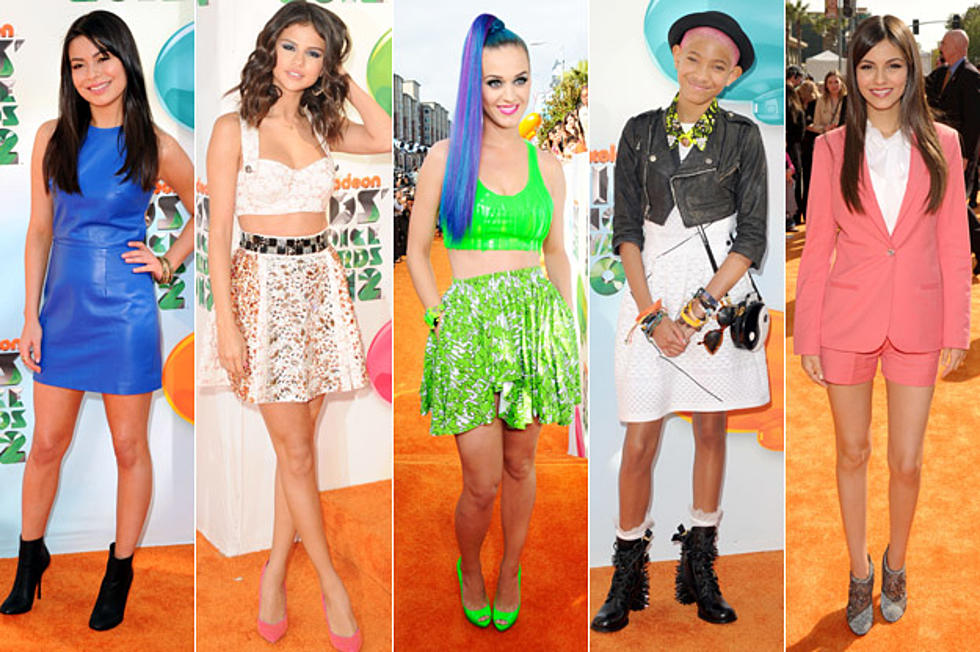 58121c802771 Best Dressed Star at 2012 Kids  Choice Awards – Readers Poll
