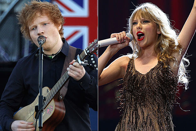 Taylor swift duet with ed sheeran
