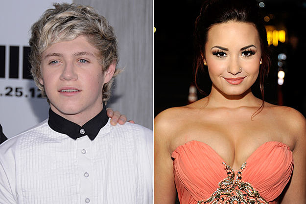 CATHLEEN: Are demi lovato and niall horan still hookup