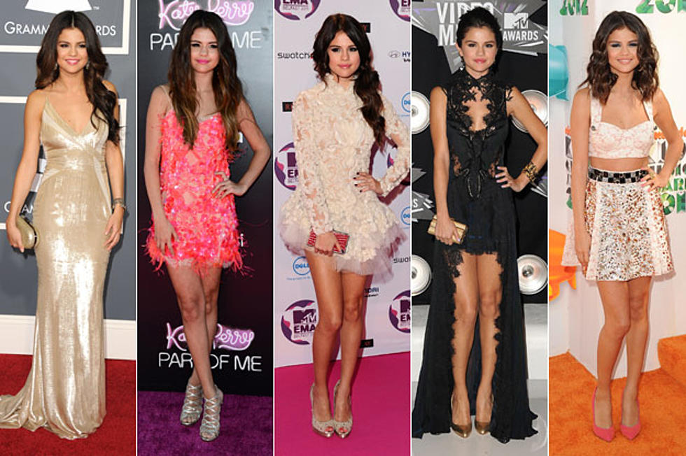 15a2a18616 Best Selena Gomez Red Carpet Dress – Readers Poll