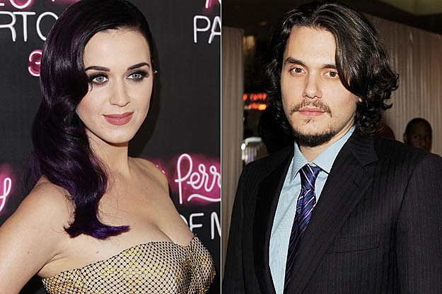 When did john mayer dating katy perry