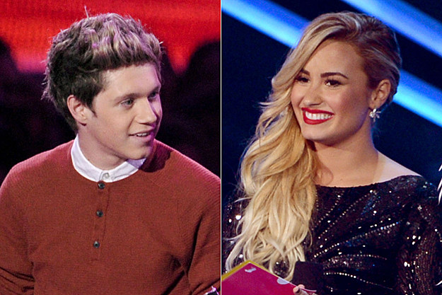 Is niall horan dating demi lovato august 2012