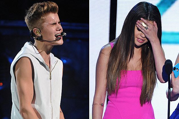 Justin bieber and selena gomez break up