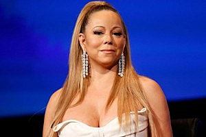 Nip Mariah slip carey
