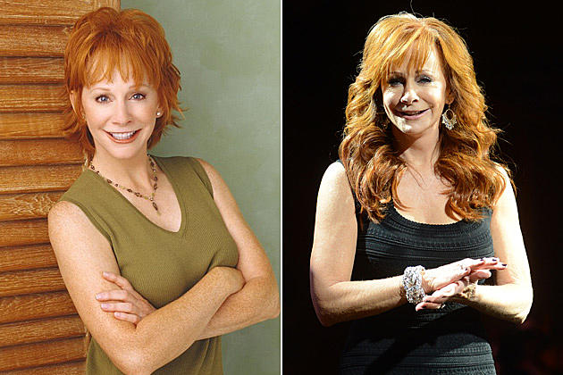 Then Now The Cast Of Reba