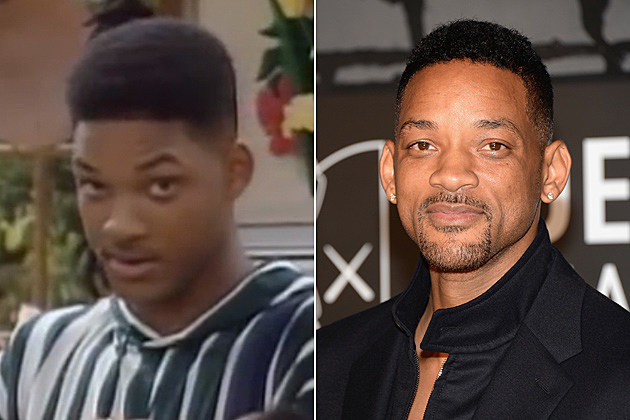 Then Now The Cast Of The Fresh Prince Of Bel Air