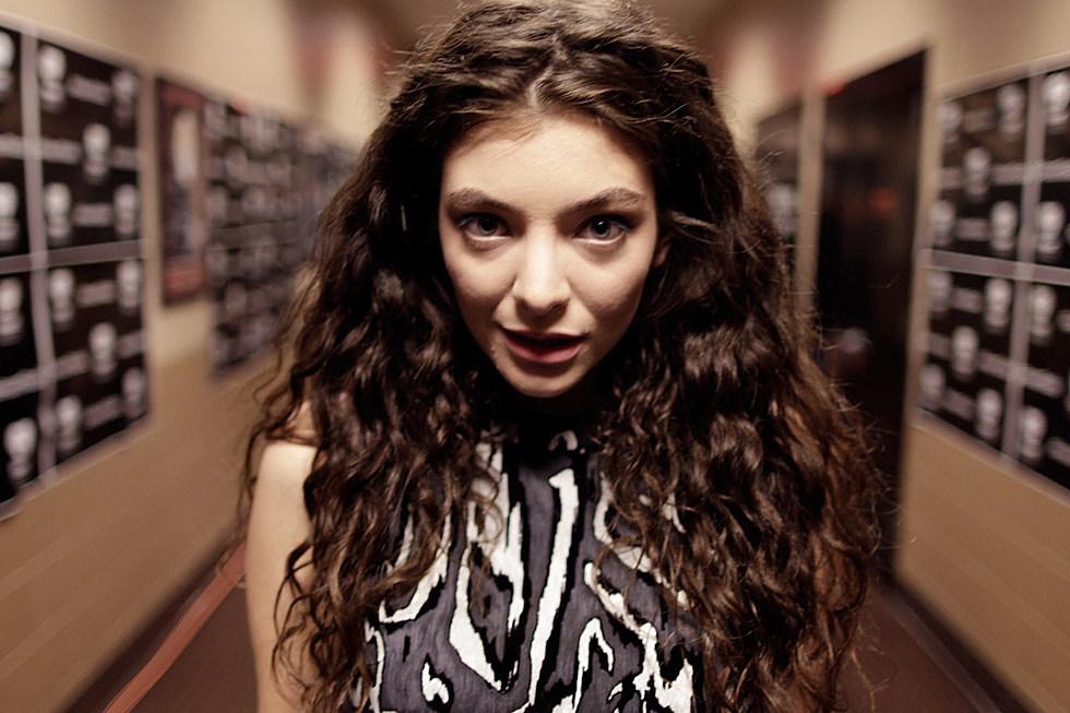 Lorde Popcrush