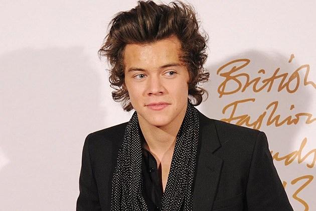 Harry styles fake naked right!