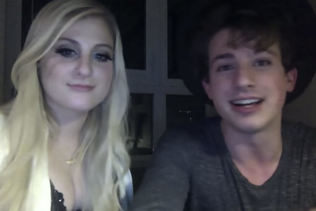 Charlie puth and meghan trainor dating marvin gaye