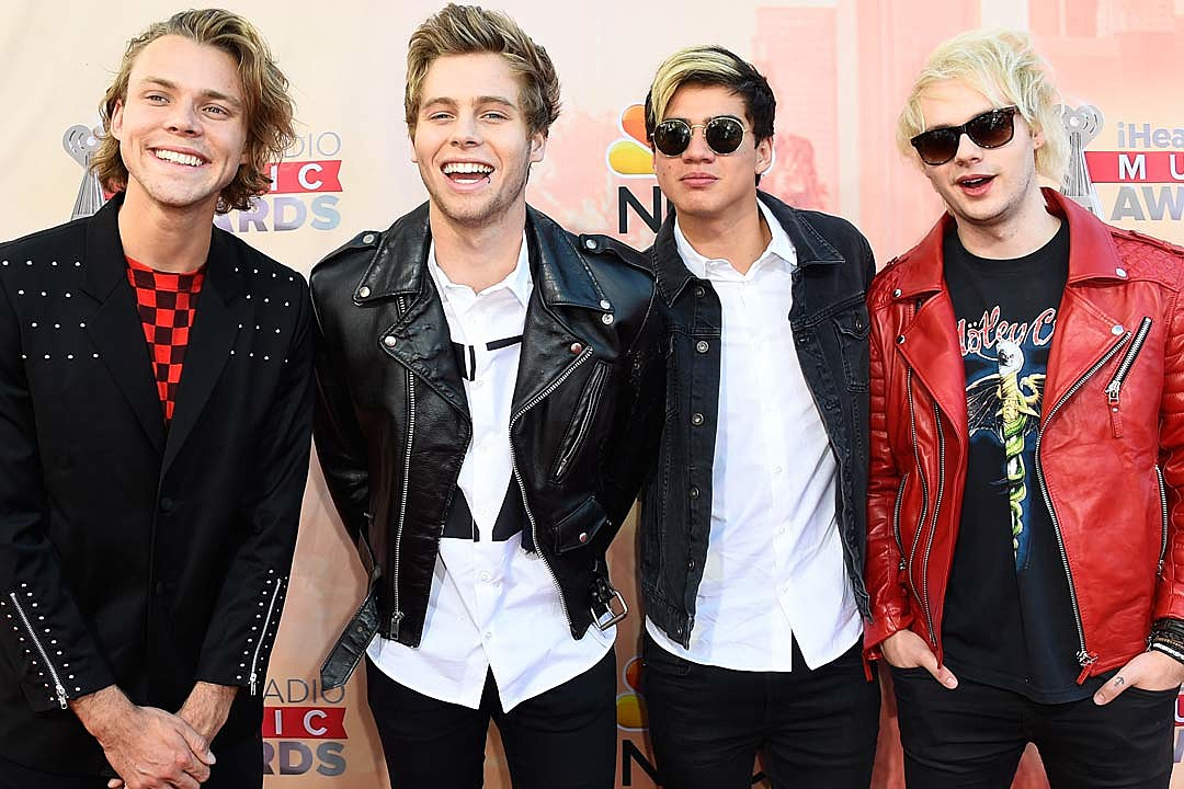 6f7bd6f15219 5 Seconds of Summer Announce New Album  Youngblood