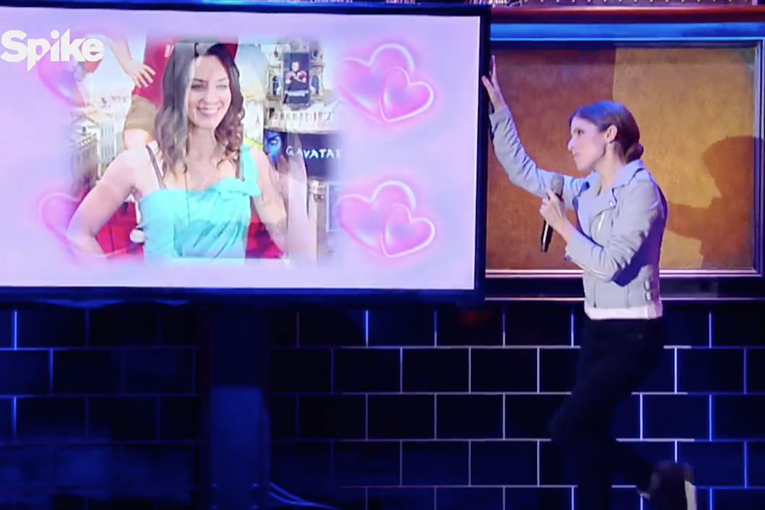 Anna Kendrick Performs One Direction On Lip Sync Battle Video