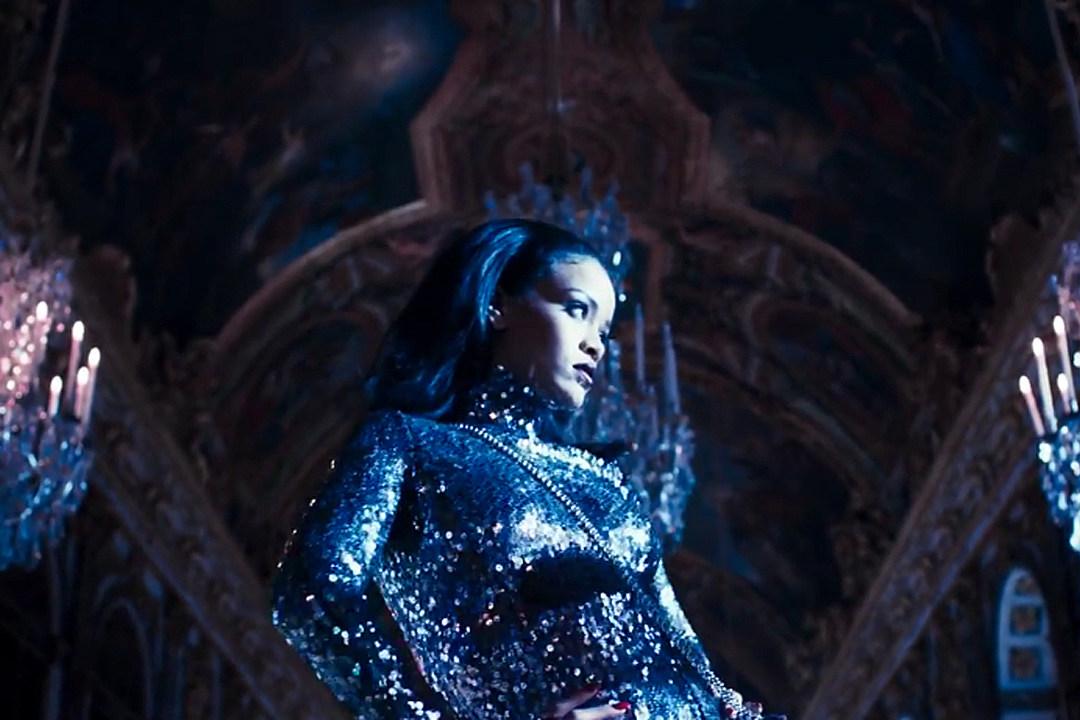 14161c9b4921 Rihanna is the Queen in Dior s  Secret Garden  Video