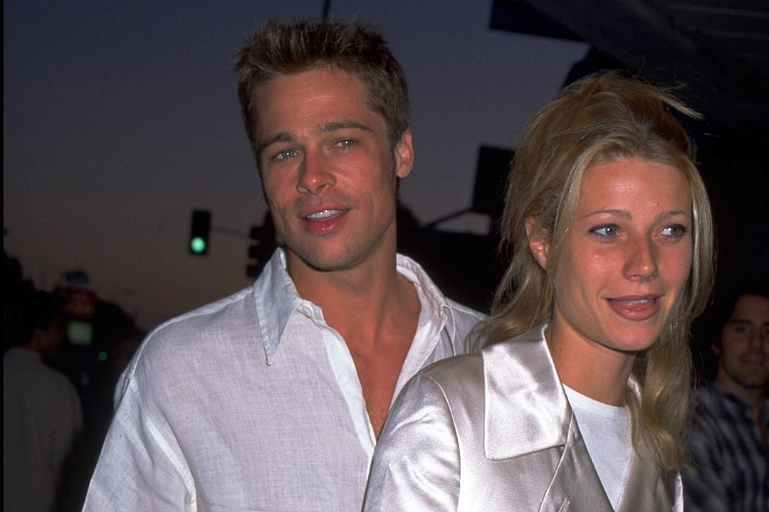 Think, that Brad pitt nude gwyneth apologise