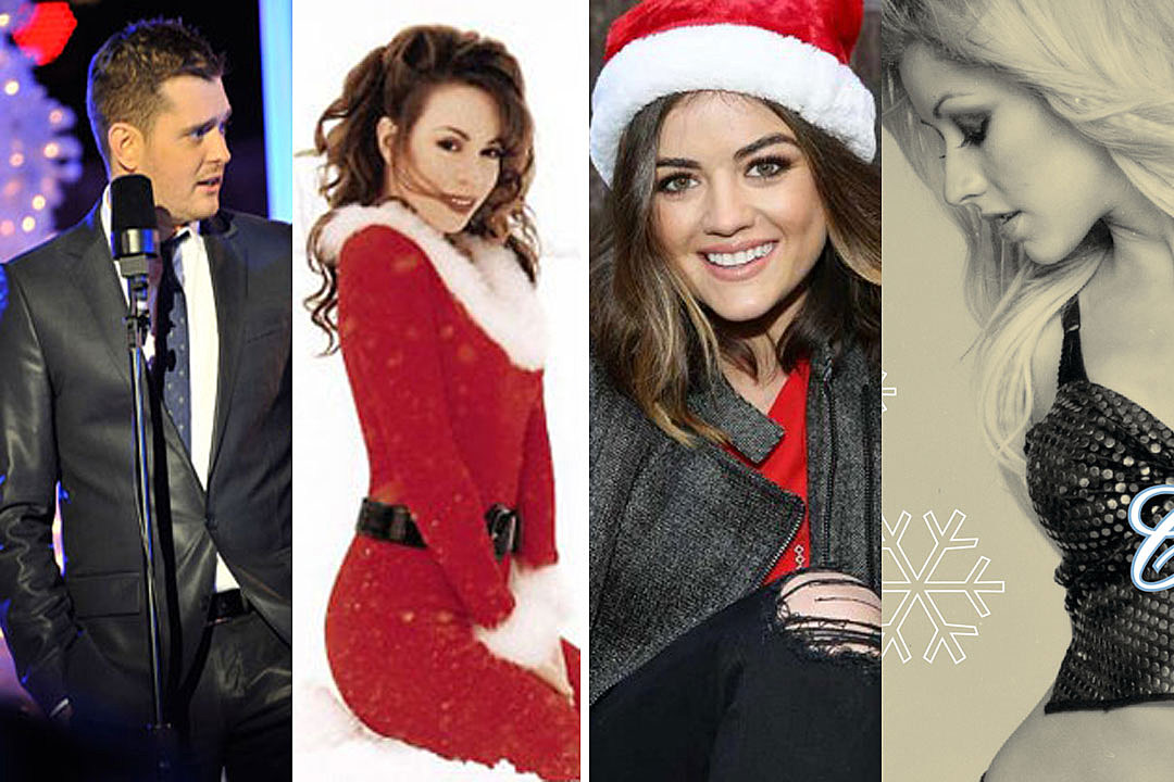 Christmas Pop Playlist: Mariah Carey, Pentatonix, *NSYNC + More