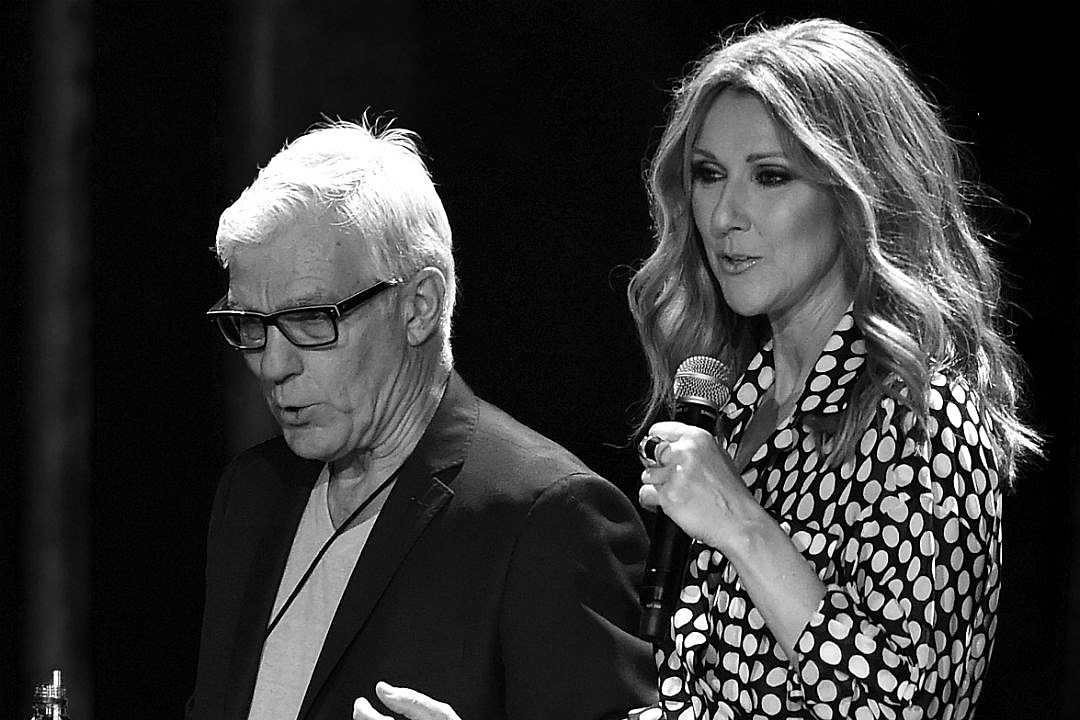 4a4d50187d9a Celine Dion Cancels Vegas Shows After Husband Rene Angelil s Death