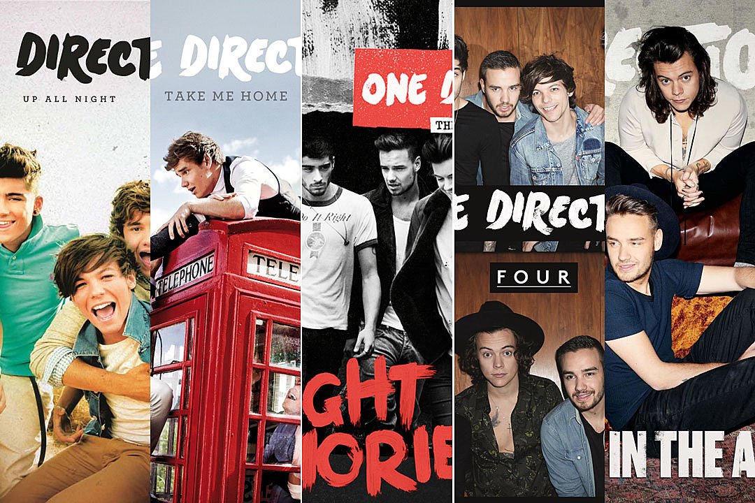all one direction songs list and lyrics
