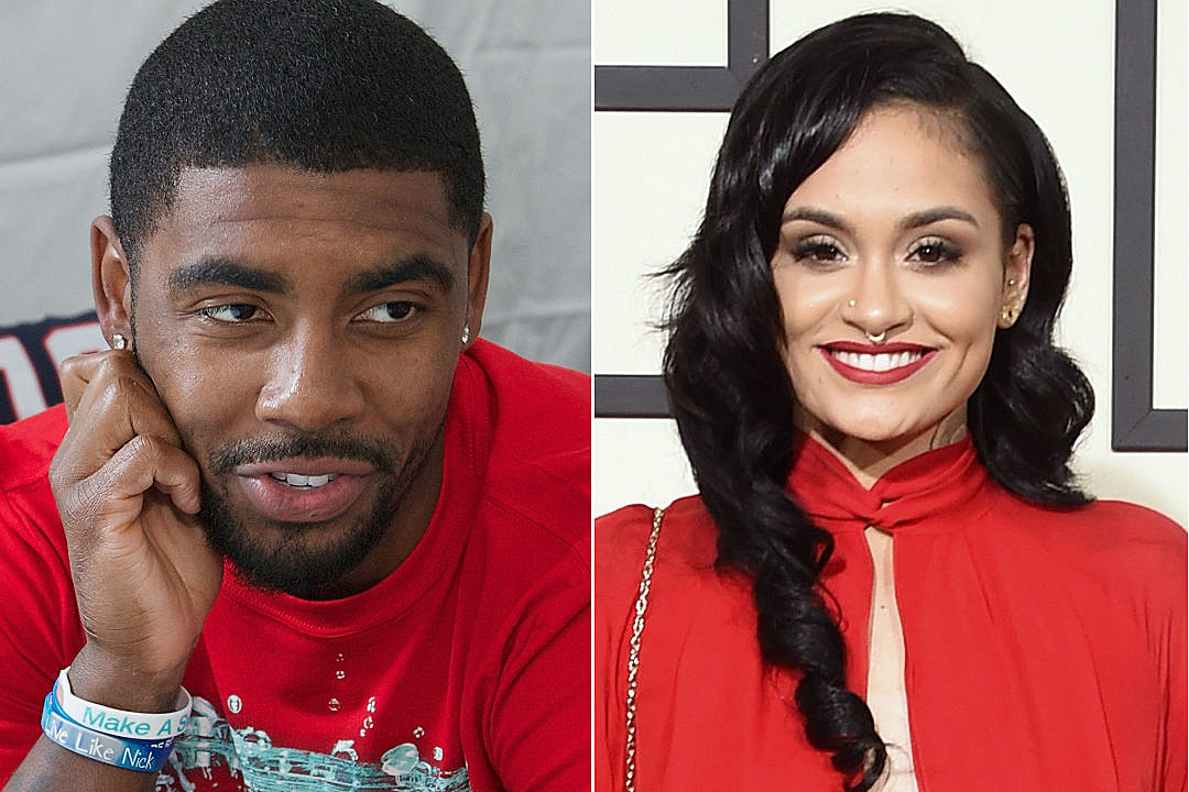 7f009602520d Kyrie Irving Breaks Silence on  Nonsense  Kehlani Infidelity Rumors
