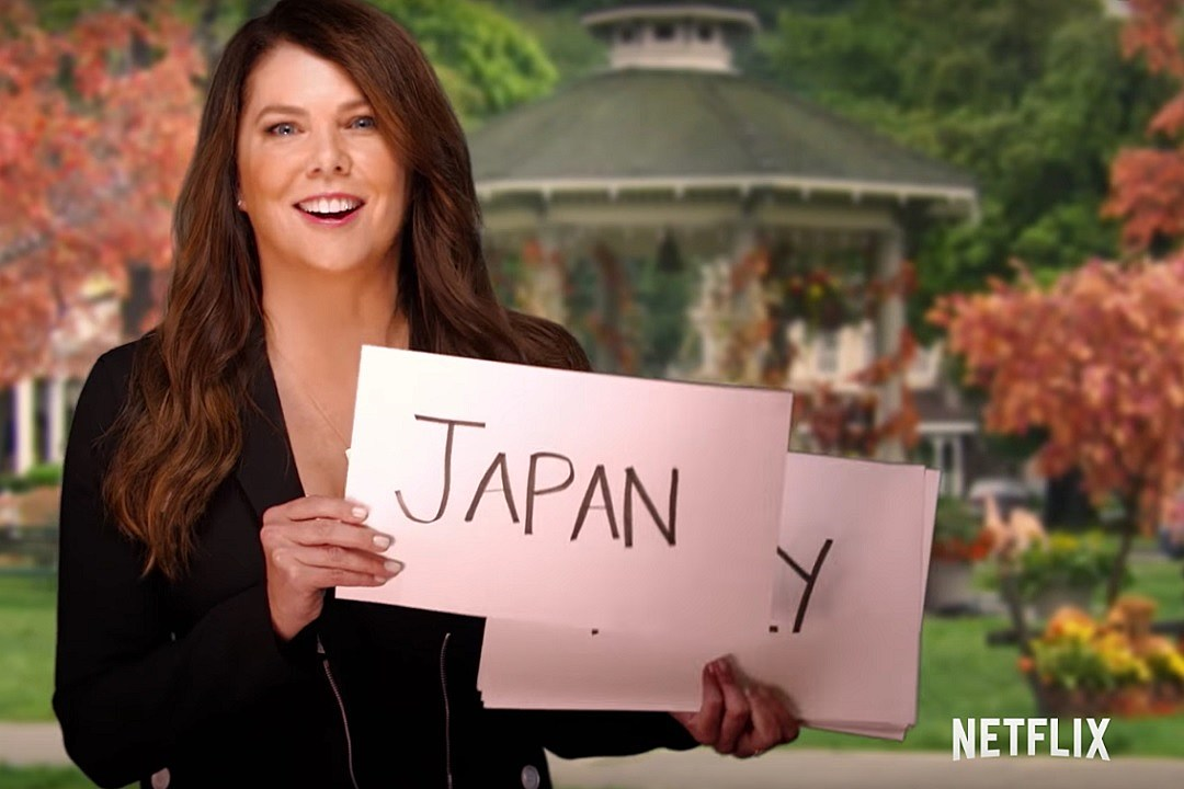 New gilmore girls will stream netflix