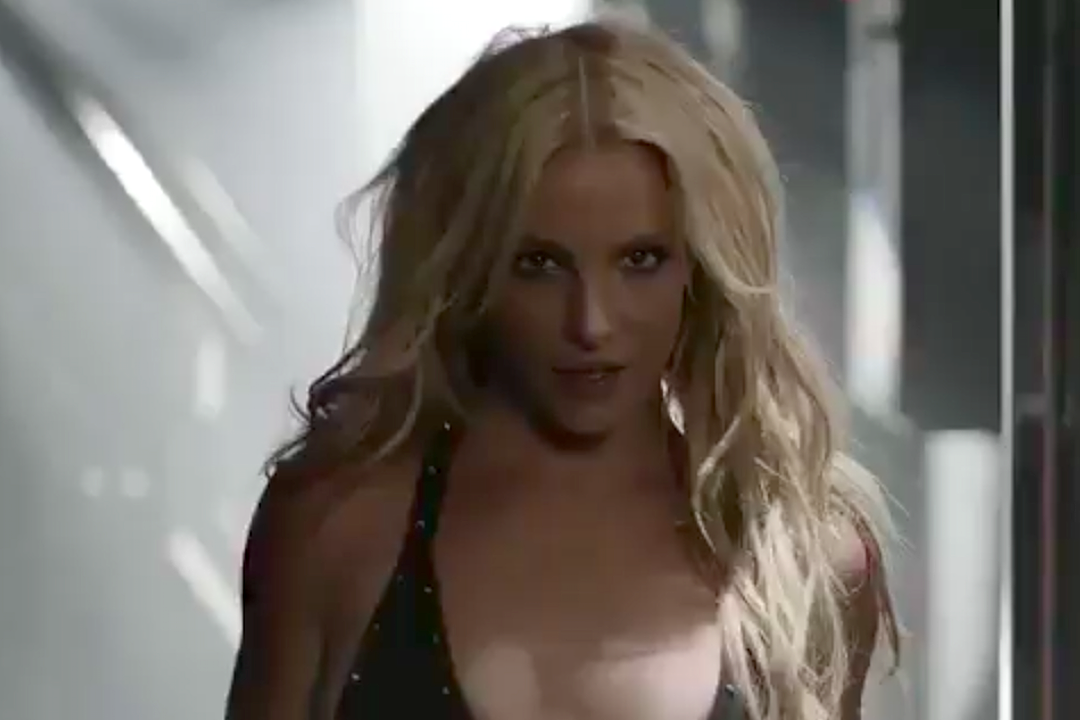 Britney game strip excellent