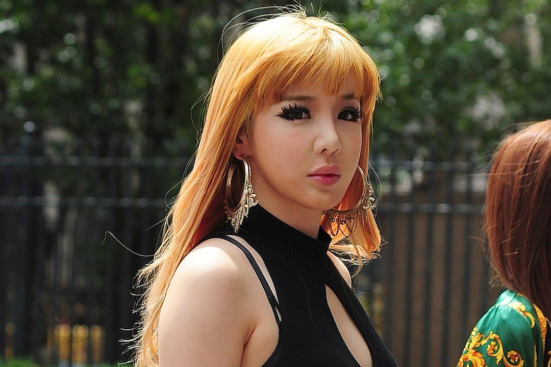 2ne1 Singer Park Bom Responds To Drug Scandal