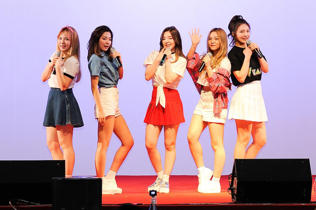 853463dde377 Red Velvet Singer Joy to Skip K-Pop Concert in North Korea