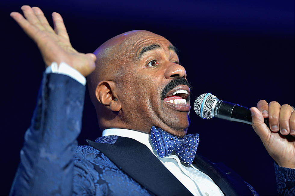 steve harvey's bizarre staff letter warns people not to talk to him