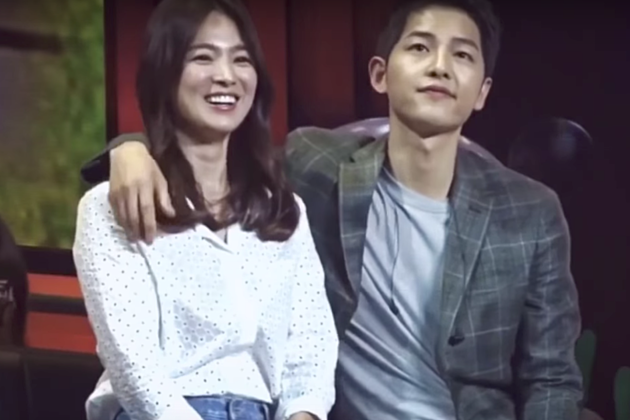 Song Joong Ki And Song Hye Kyo Drama Co Stars To Marry In Real Life