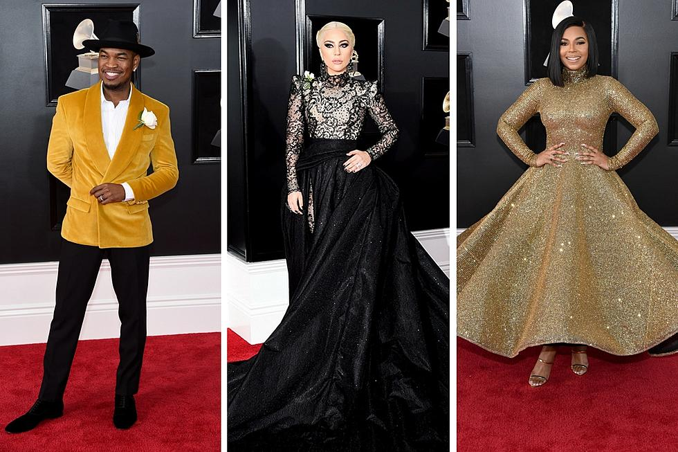 d4789b96d16d The 18 Best Dressed Artists at the 2018 Grammy Awards