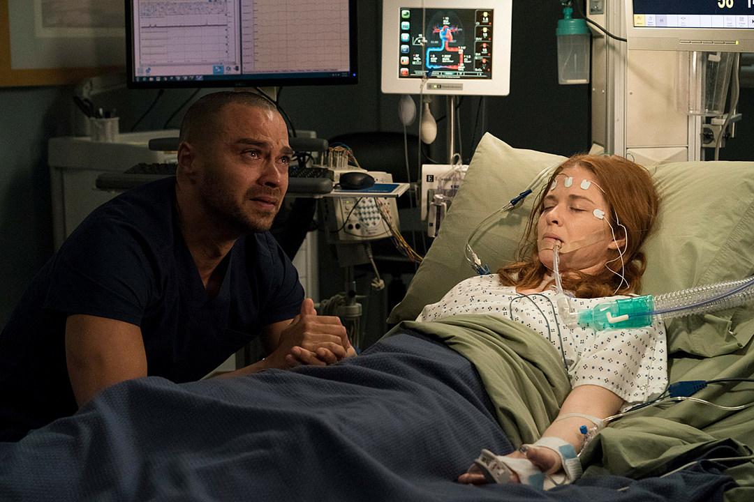 Greys Anatomy Sarah Drew Shares Bts Photos From Her Last Days