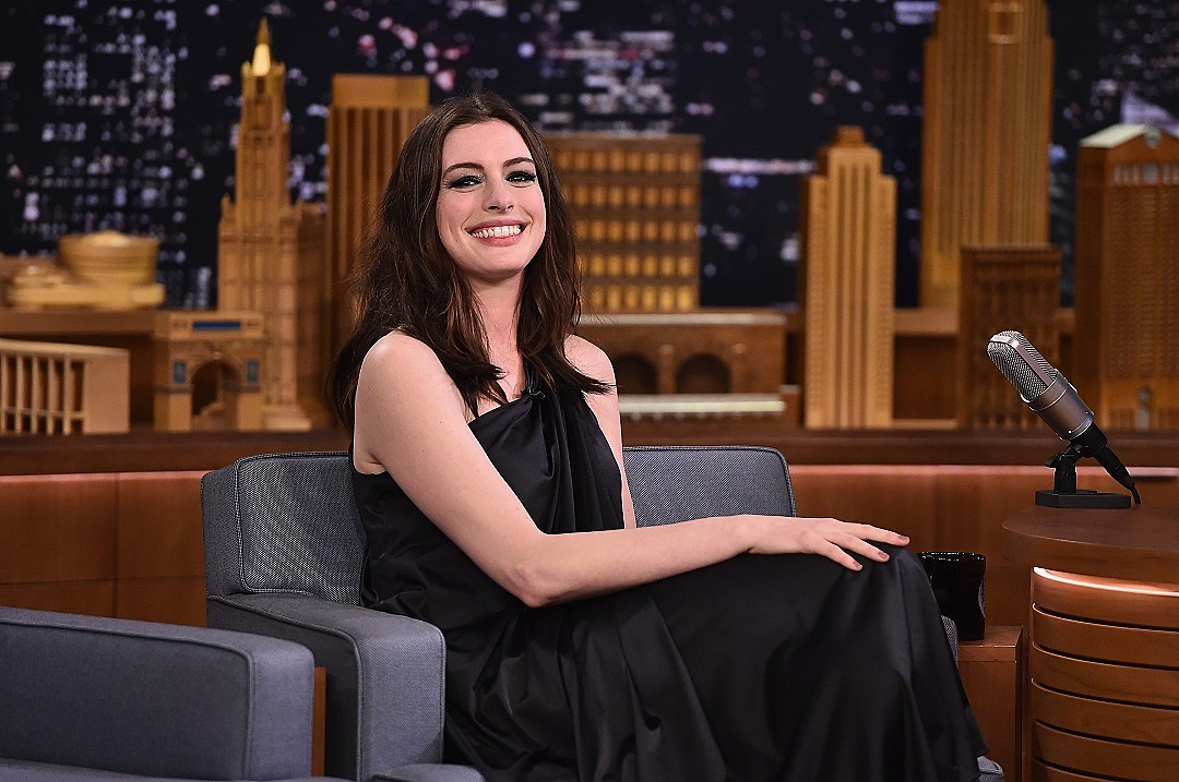 Anne Hathaway Opens Up About Body Shaming