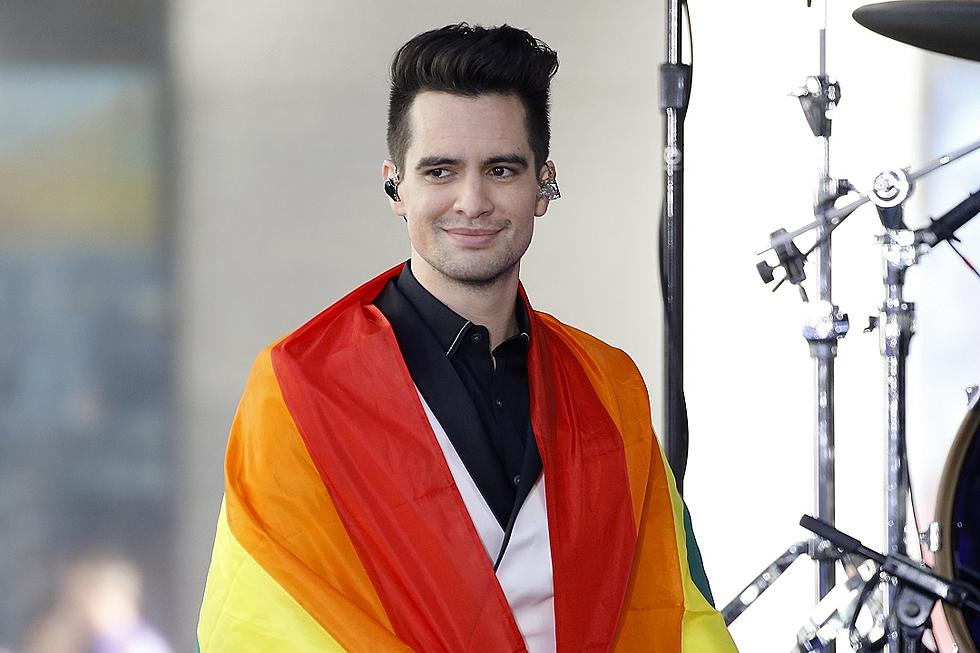 At the Disco's Brendon Urie Comes Out as Pansexual