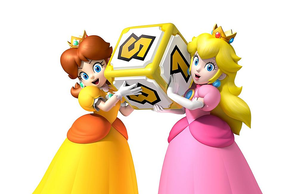 the best princess peach and princess daisy dancing memes