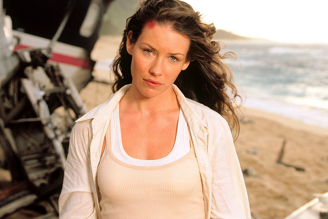 Will know, Evangeline lilly nude pic something