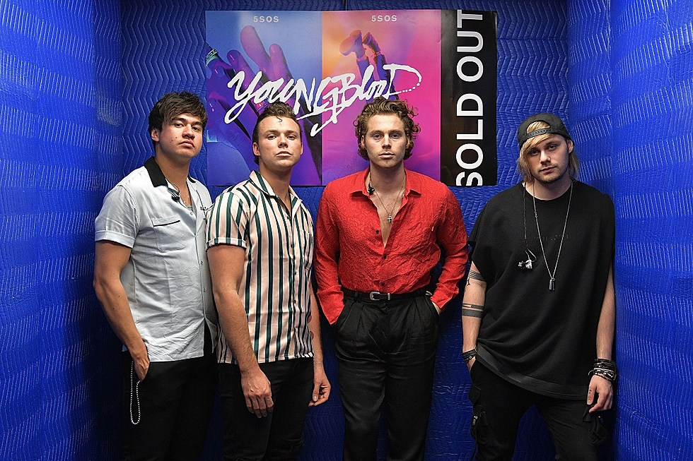 5 Seconds Of Summers Killer Queen Cover Is As Expected Killer