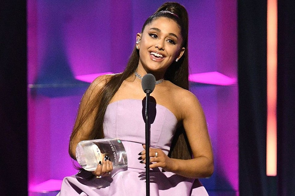 Image result for ariana grande billboard woman of the year