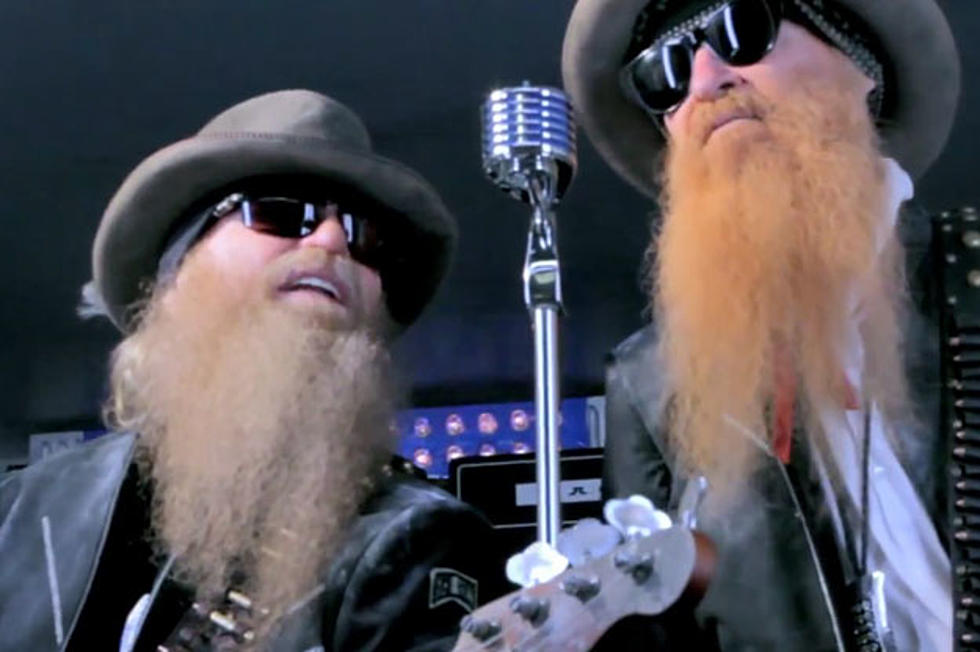 ZZ Tops New Single Based On 90s Rap Song