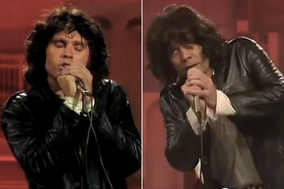 John Densmore Picks Jimmy Fallon as Potential Jim Morrison Replacement