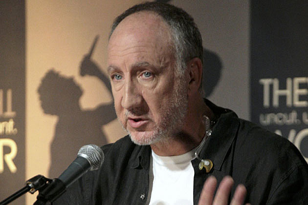 Pete townshend sex
