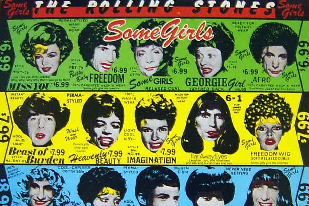Rolling stones-some girls photos 79