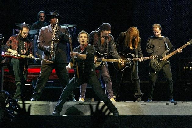 Springsteens keyboardist dod