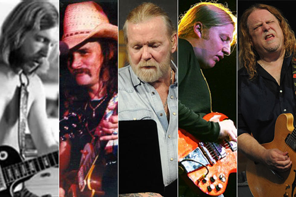 allman brothers band lineup changes a complete guide