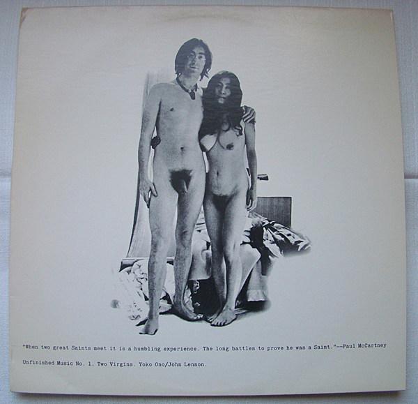 Naked photo of john lennon