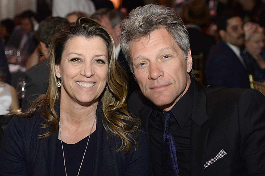 The Day Jon Bon Jovi Married Dorothea Hurley In Las Vegas
