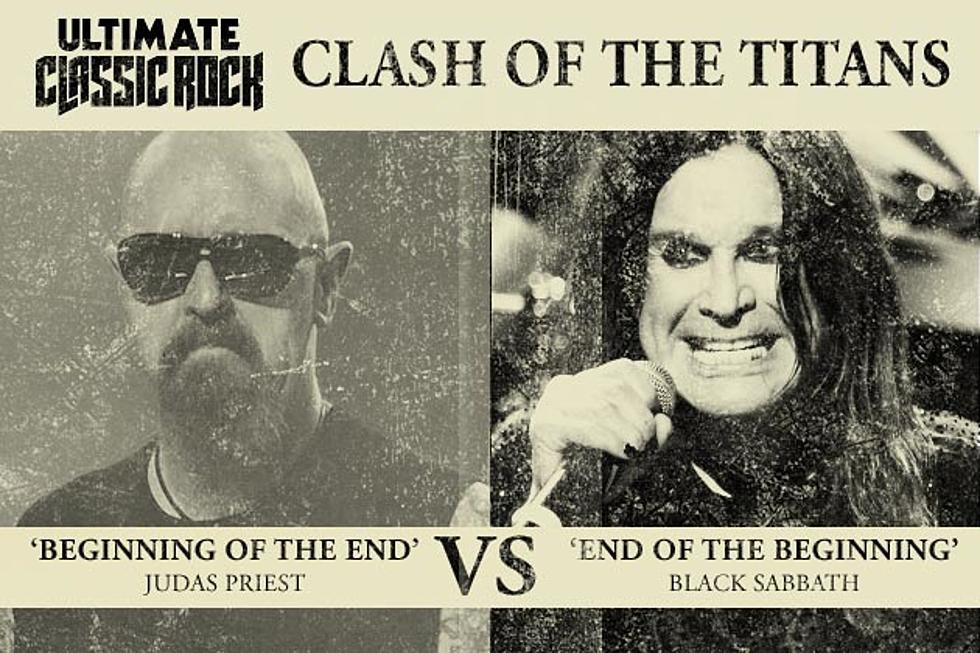 judas priest vs black sabbath clash of the titans