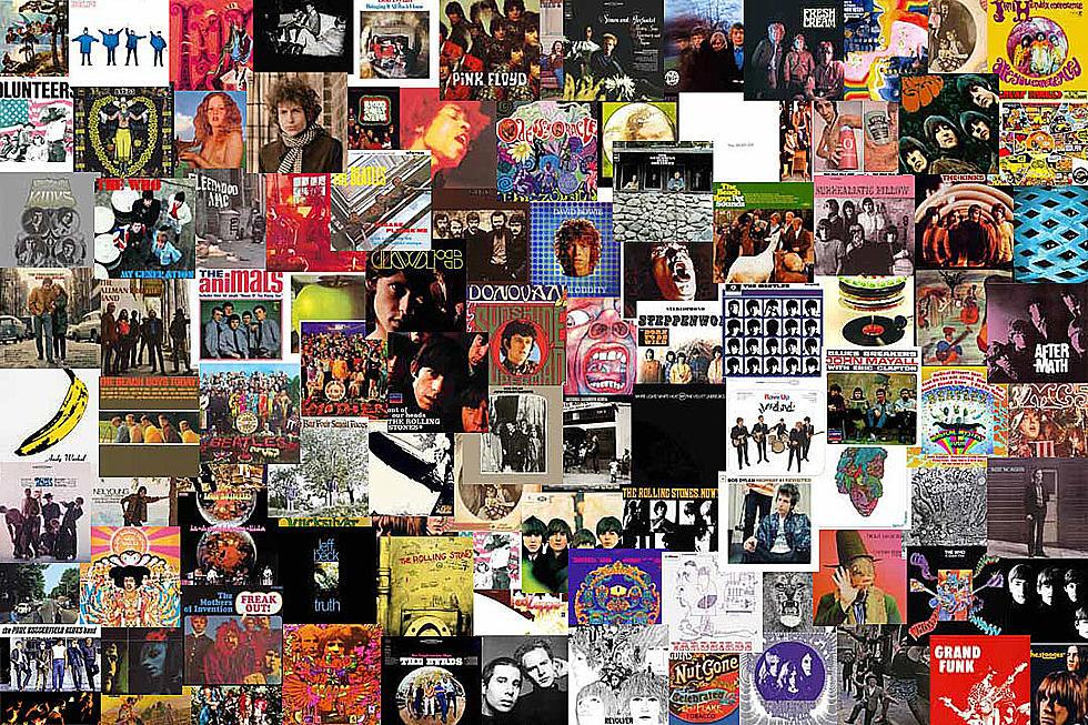 top 100 60s rock albums