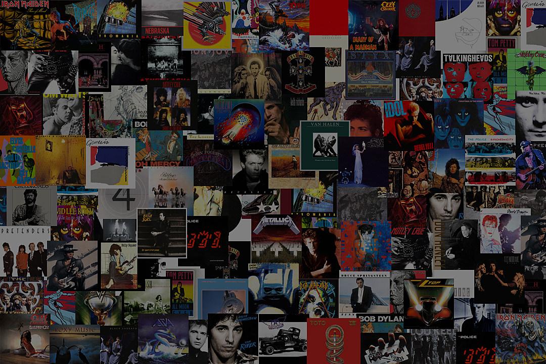 Top 100 80s Rock Albums