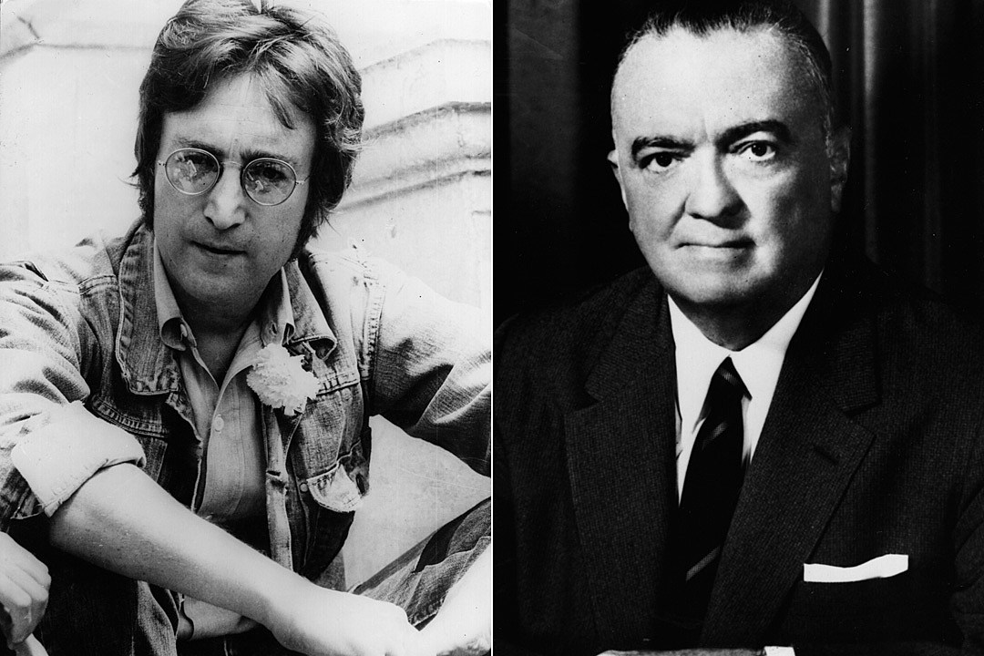 The History Of John Lennons Five Year Battle With The Fbi